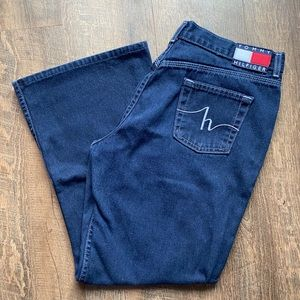 Tommy Hilfiger Flare Jeans with Embroidery